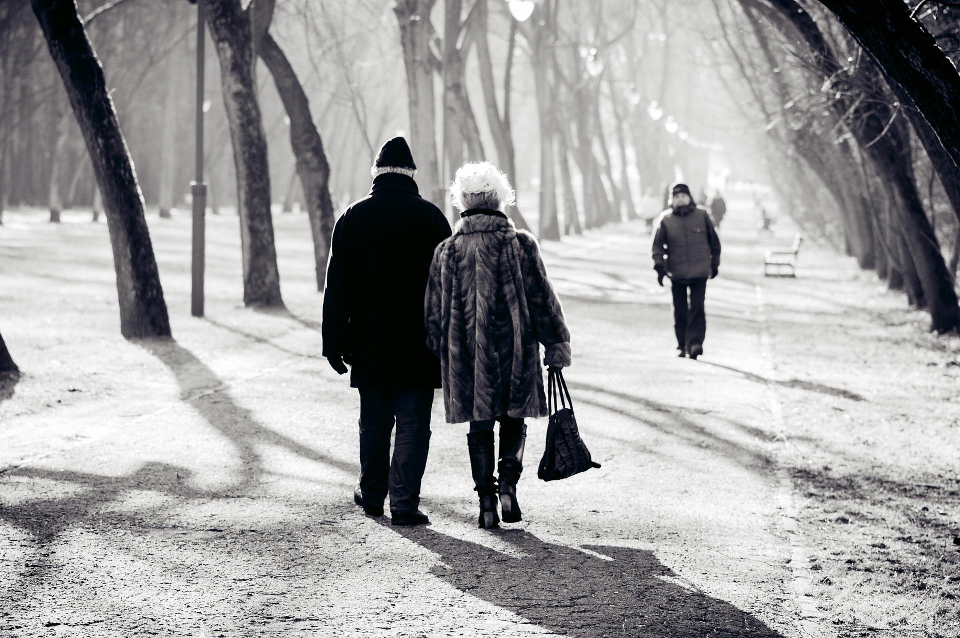 Saúde do idoso requer mais cuidados no inverno